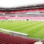 Arena de Pernambuco terá duelo de invictos nesta quarta-feira