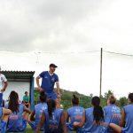 VITÓRIA ANUNCIA TÉCNICO LEANDRO SILVA PARA O BRASILEIRÃO FEMININO