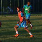 Treinamento indica Rafael Marques como centroavante no time titular do Sport