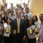 Estudantes da Rede Estadual em Bezerros apresentam aplicativo gratuito para a Fenearte 2018
