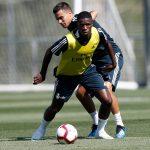 """Real cita pré-temporada com """"novas caras"""", com Vinicius Jr. em destaque"""