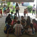 UFPE no meu Quintal' realiza ação em comunidade da Vitória de Santo Antão