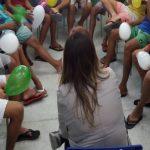 Adolescentes da Funase de Vitória de Santo Antão participam de rodas de diálogo sobre identidade de gênero e orientação sexual