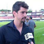 """""""Equipe sentiu emocionalmente"""", diz técnico Gabriel Lisboa após derrota para o Corinthians"""