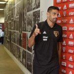 Agente de Diego Souza encerra negociação com Sport e diz que futuro no São Paulo será avaliado