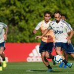 Veja as mudanças que Cuca pode fazer no time titular do São Paulo para o duelo contra o Ceará