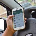 Disponível app que bloqueia ligações e mensagens para celular no trânsito
