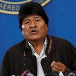 """Evo denuncia """"golpe"""" e ordem de """"prisão ilegal"""" contra ele"""