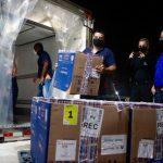 Estado recebe 177.840 doses da Pfizer/BioNTech