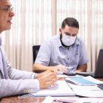 Prefeito Paulo Roberto representa AMUPE em audiência pública promovida pelo TCE sobre os efeitos da pandemia na Cultura